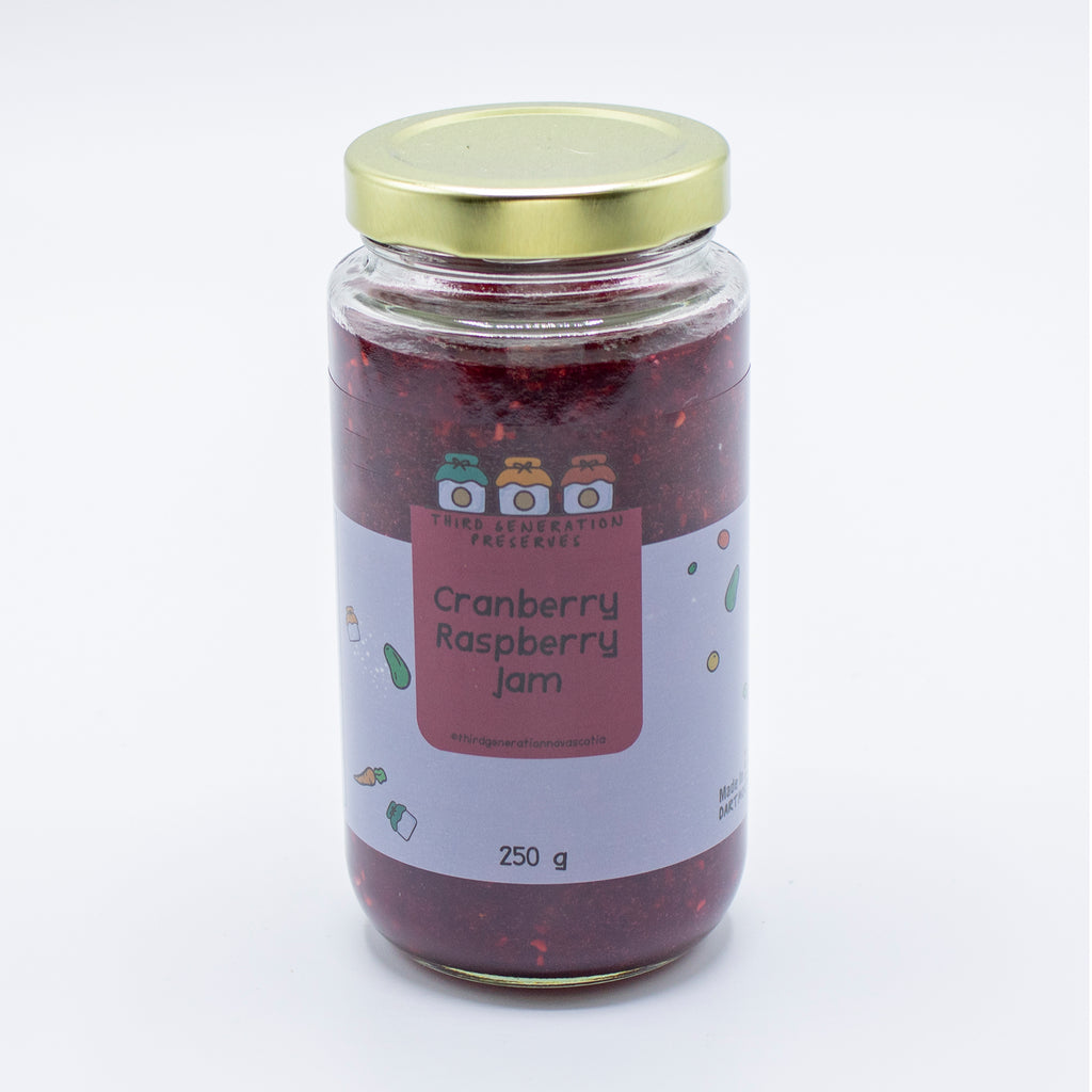 Cranberry & Raspberry Jelly