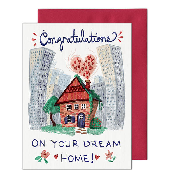 Dream Home Card