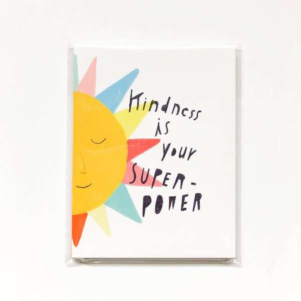 Kindness Postcard Set (12)