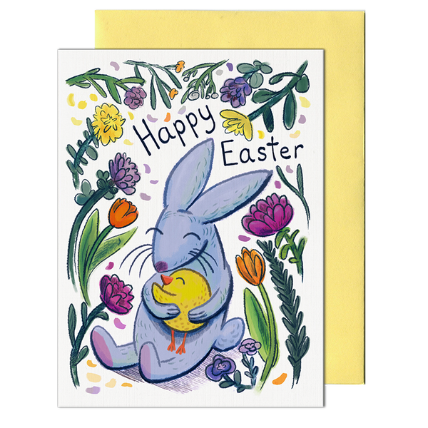 Easter Hug Card