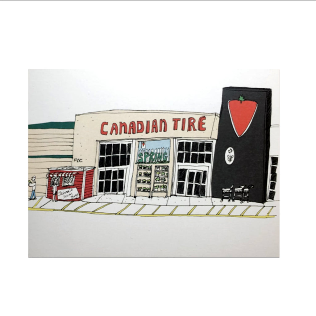 Canadian Tire Card
