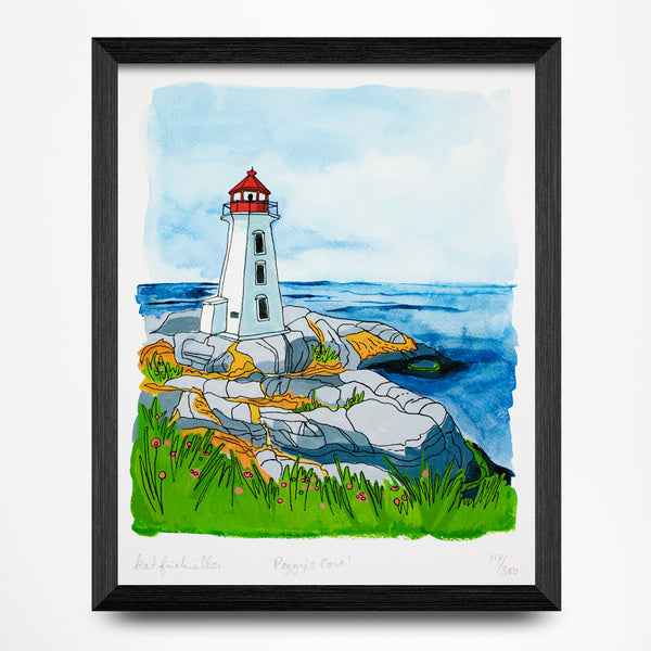 Peggy's Cove Print