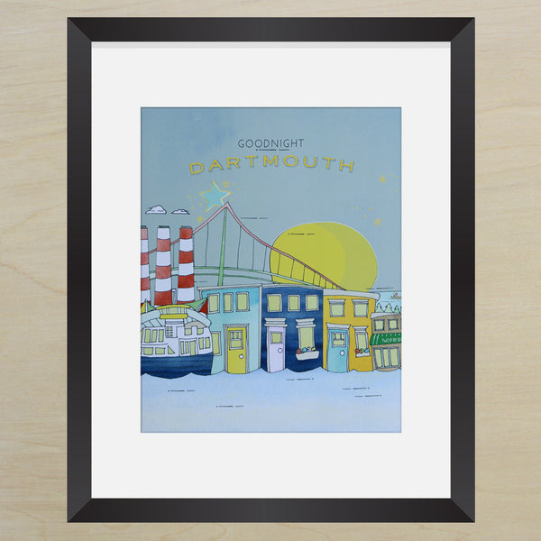 Goodnight Dartmouth Print