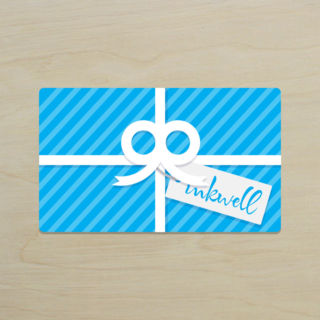 Inkwell Gift Card