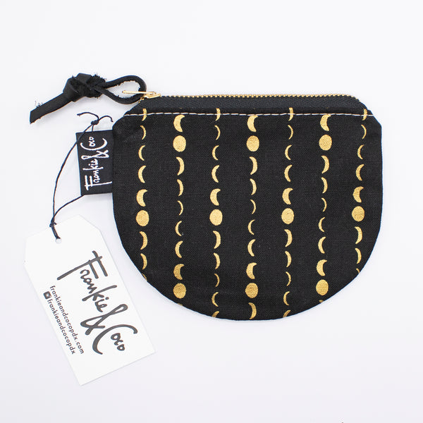 Half Moon Pouch - Dark Moons