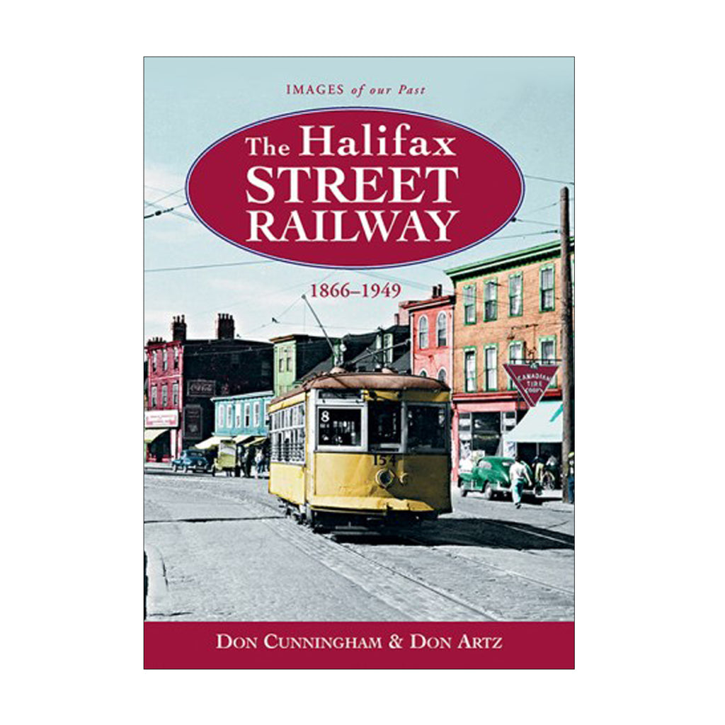 Halifax Street Railway Book