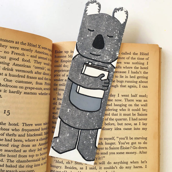 Koala Bear Bookmark
