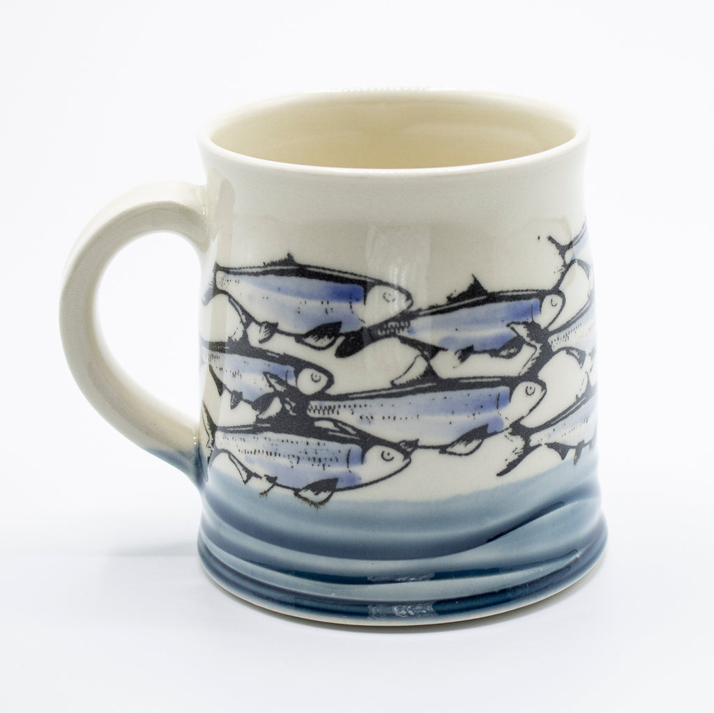 School of Herring Mug