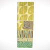 "Beeswax Square Wrap - 5 Pack - 13""/10""(2)/7""(2)"