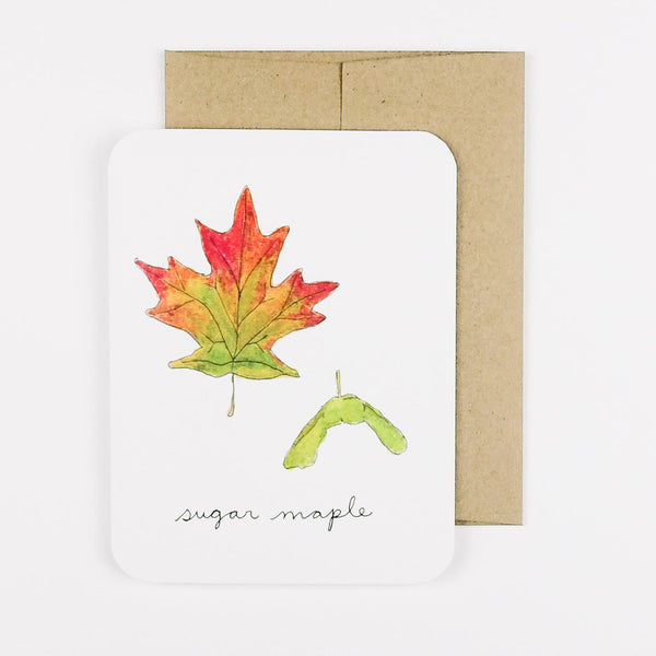 Sugar Maple Card