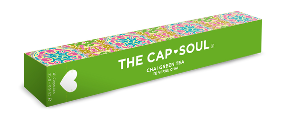 Chai Green Tea Capsules