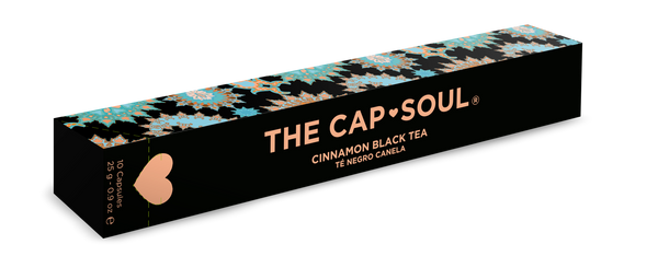 Cinnamon Black Tea Capsules