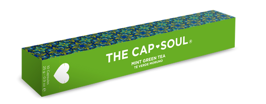 Green tea and Mint Capsules