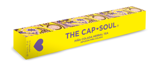 Piña Colada Herbal Tea Capsules