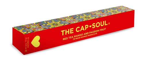 Mango and Passion Fruit Pu Erh Capsules