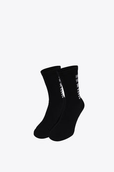Basic Socks Duo Pack - Black