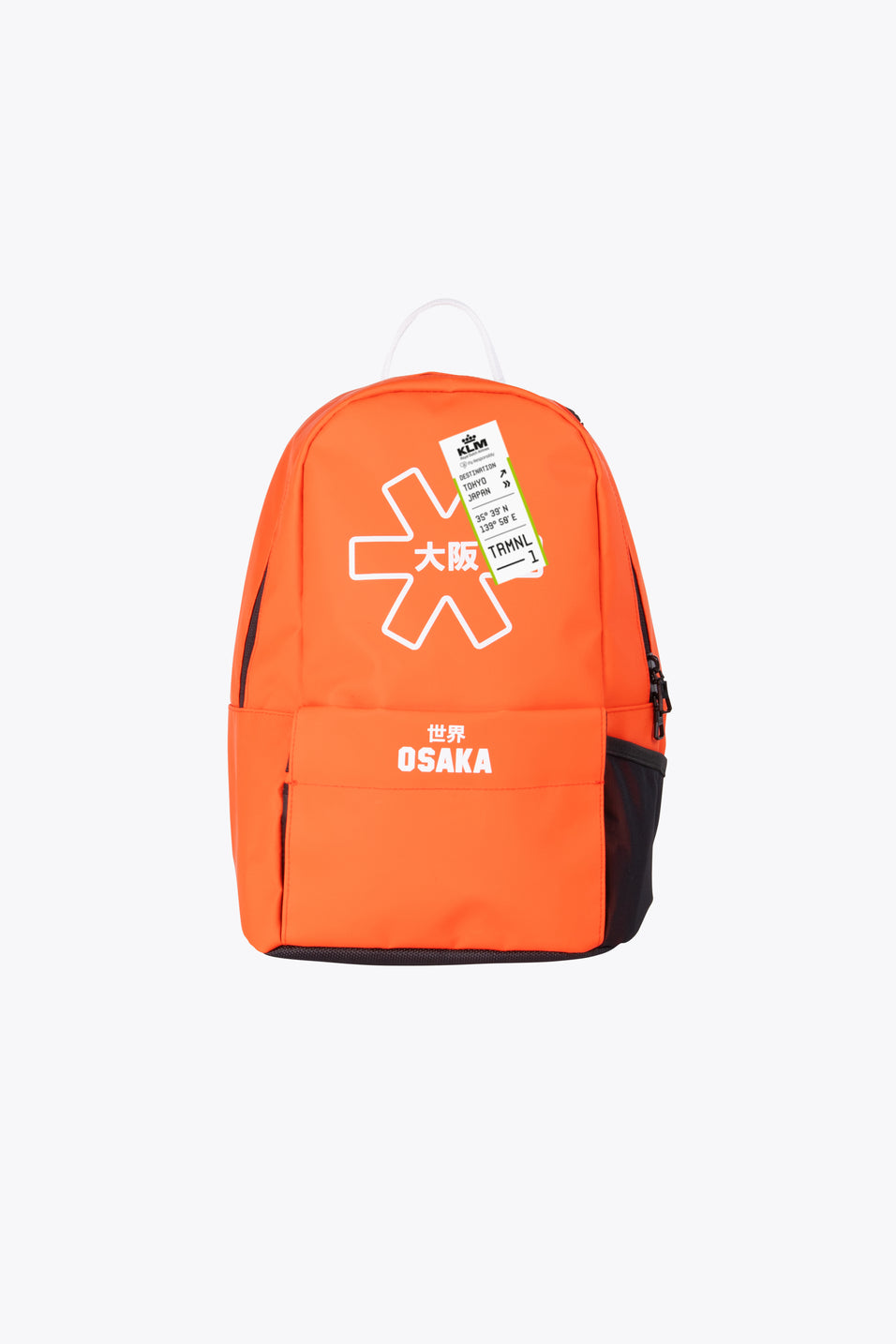 osaka backpack for junior hockey players
