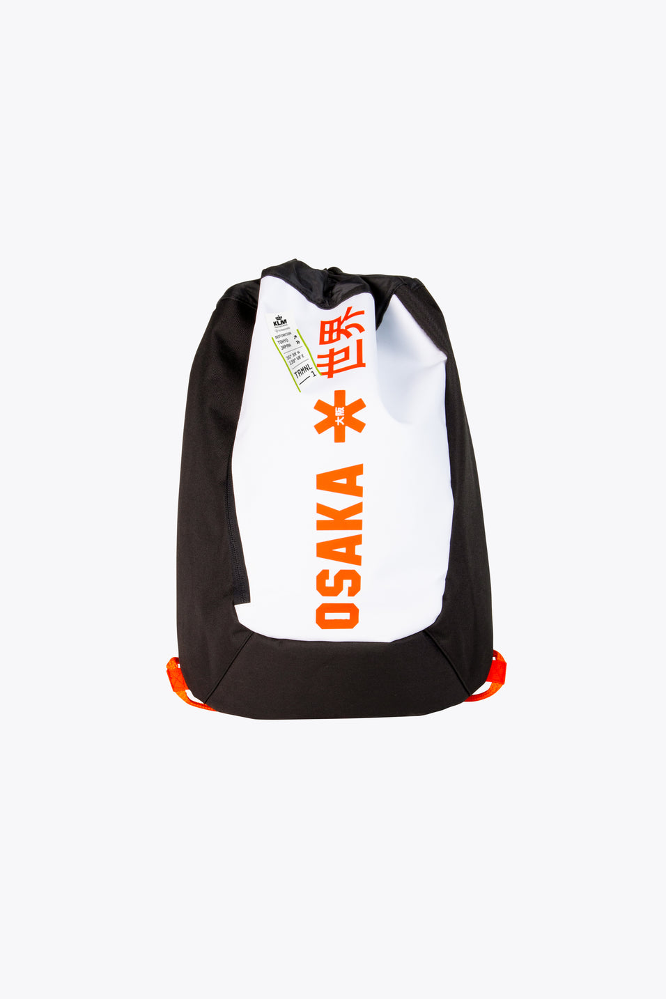 Sports Gym Sack - Rocket White