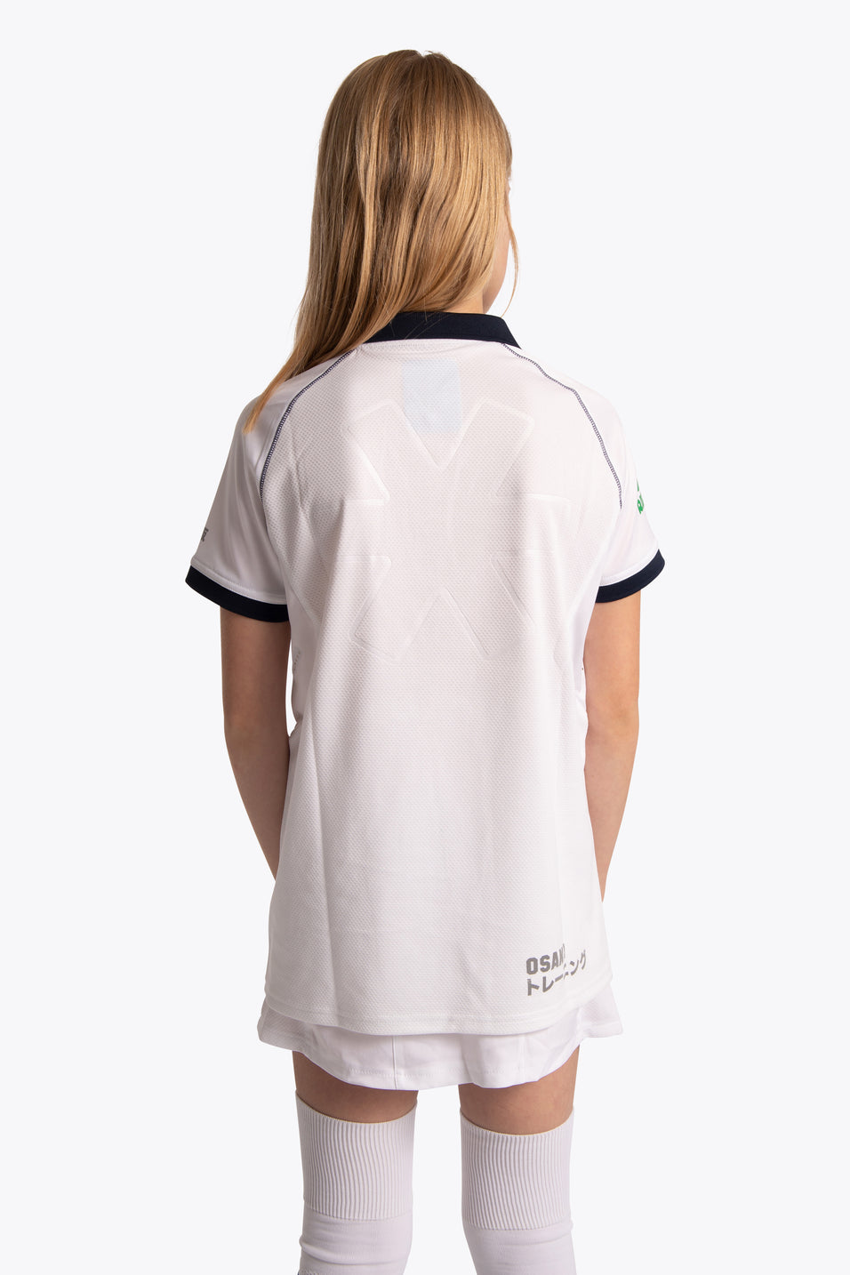 BHV Push Deshi Polo Jersey - White