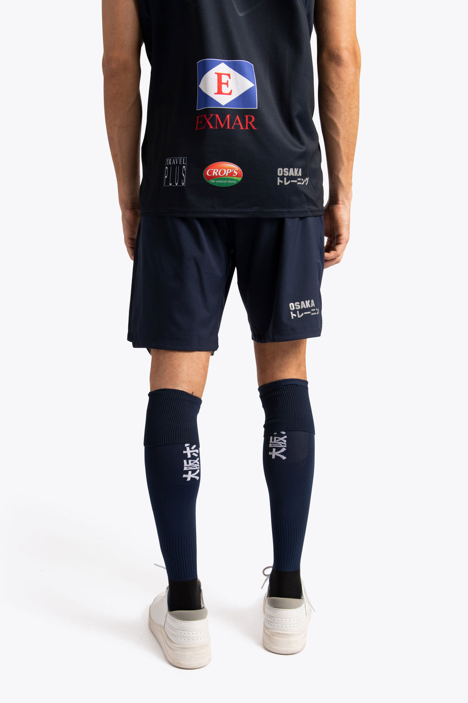 Gantoise Men Short - Navy