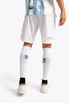Gantoise Men Short - White
