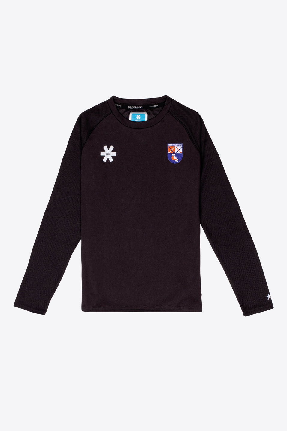 HC Bloemendaal Deshi Keeper Shirt Long Sleeve - Black