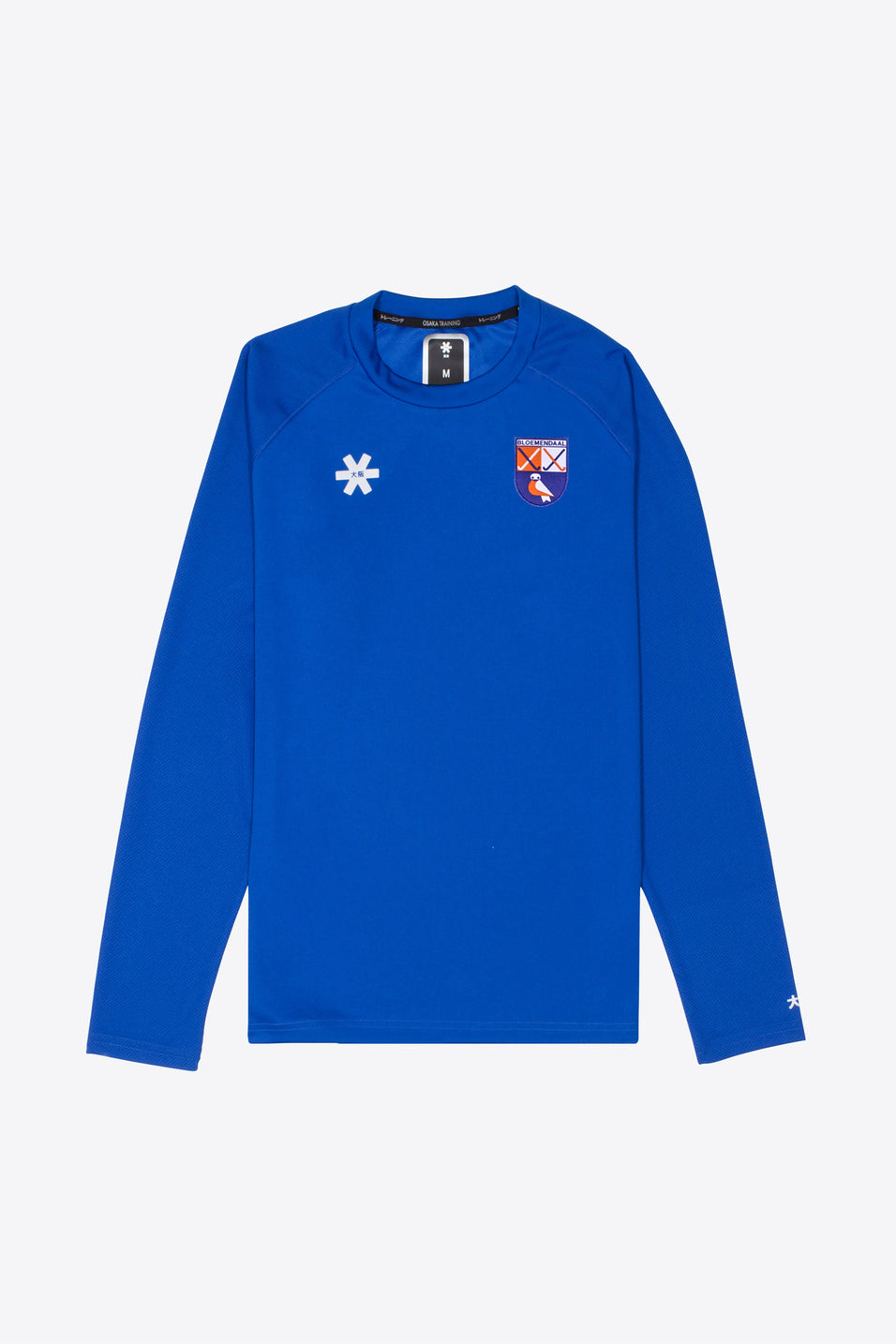 HC Bloemendaal Keeper Shirt Long Sleeve - Royal Blue