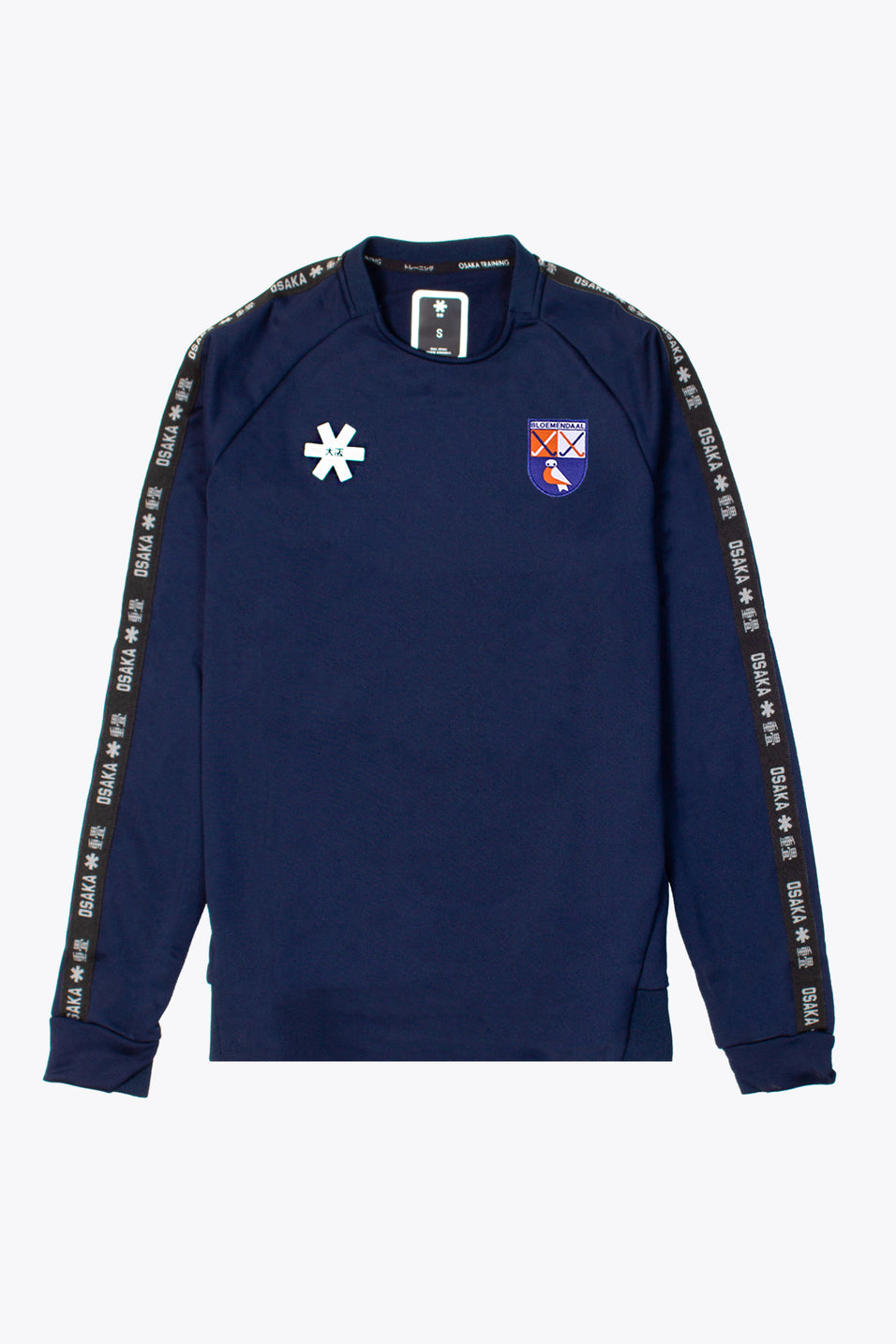 HC Bloemendaal Men Training Sweater - Navy