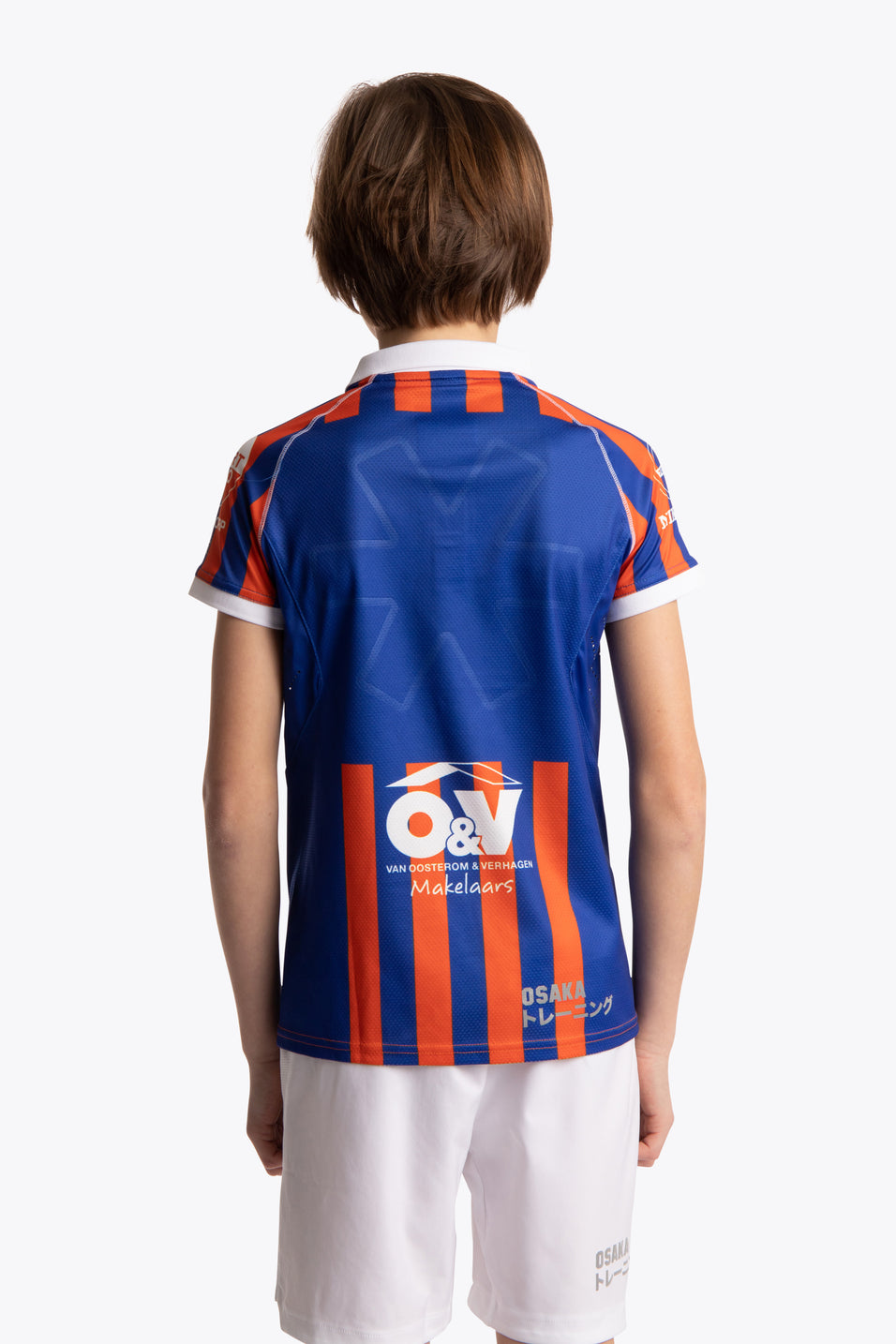 HC Ypenburg Deshi Polo Jersey - Blue / Orange