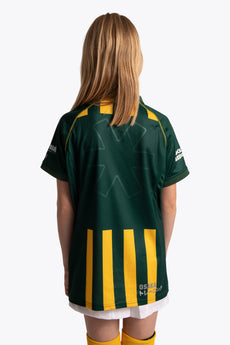 hdm Deshi Polo Jersey - Green / Yellow