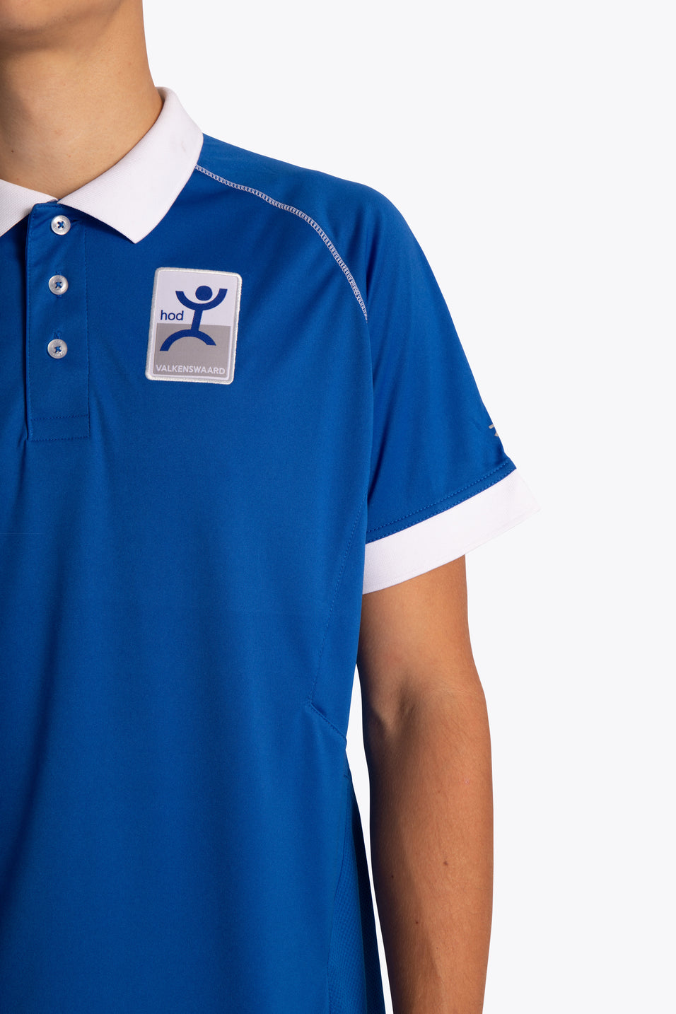 HOD Men Polo Jersey - Royal Blue