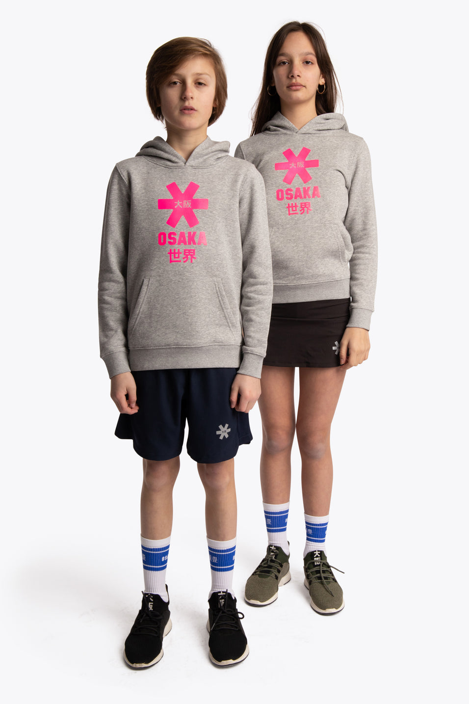 Osaka world kids hoodies
