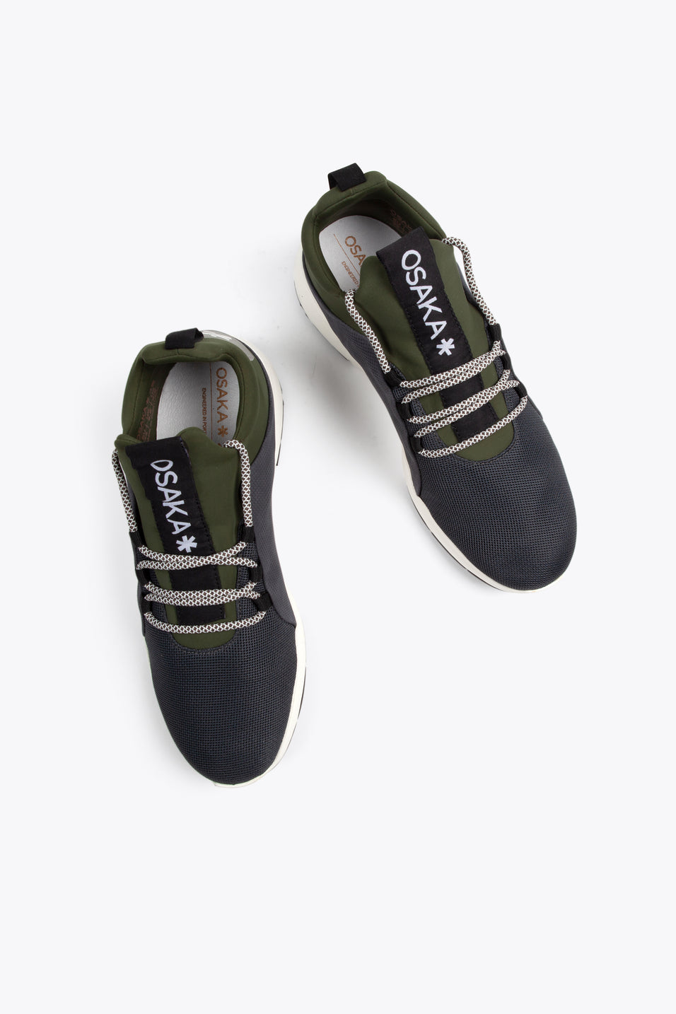 Men Low Run 4 - Anthracite/Anthracite