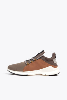 Men Low Run 4 - Bison/Tan
