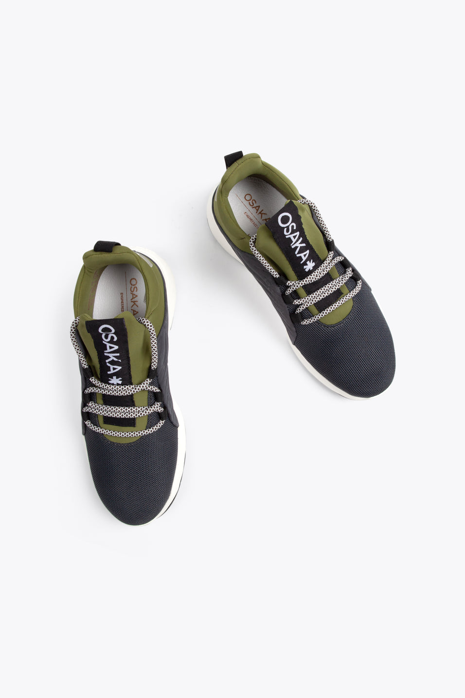 Women Low Run 4 - Green/Anthracite