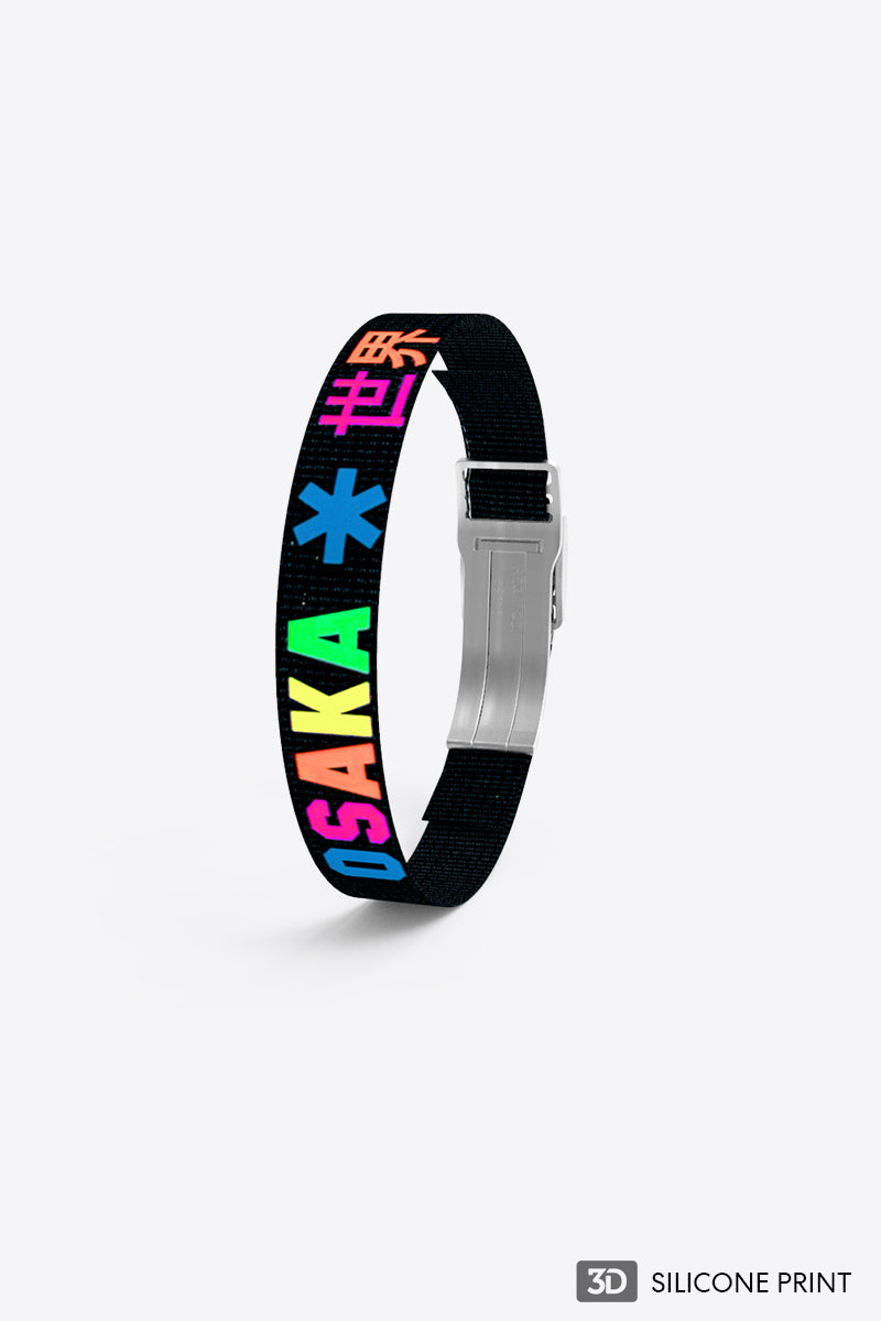 Wonder Buckle Bracelet - Osaka Rainbow