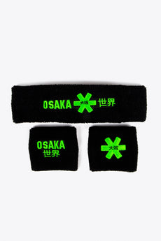 Sweatband Set 2.0 - Black
