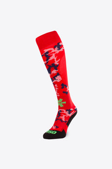SOX - Red Camo / Green