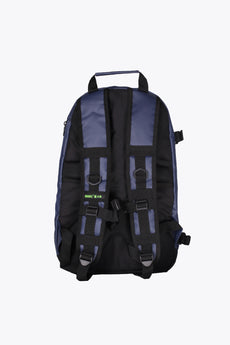 SP Large Backpack - Navy / Green