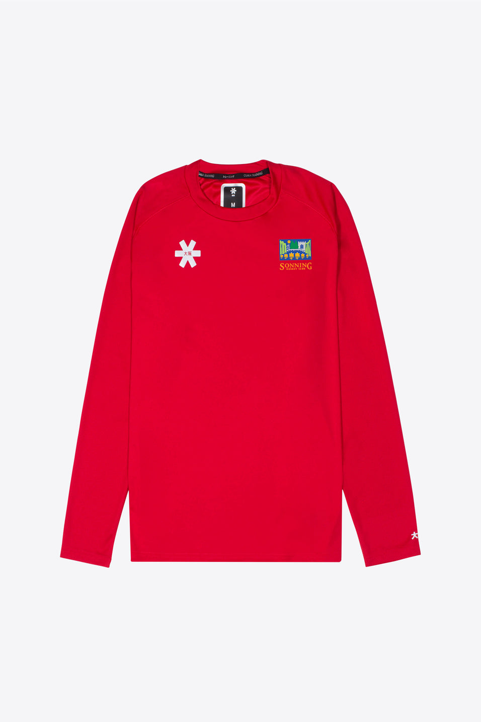 HC Sonning Keeper Shirt - Red