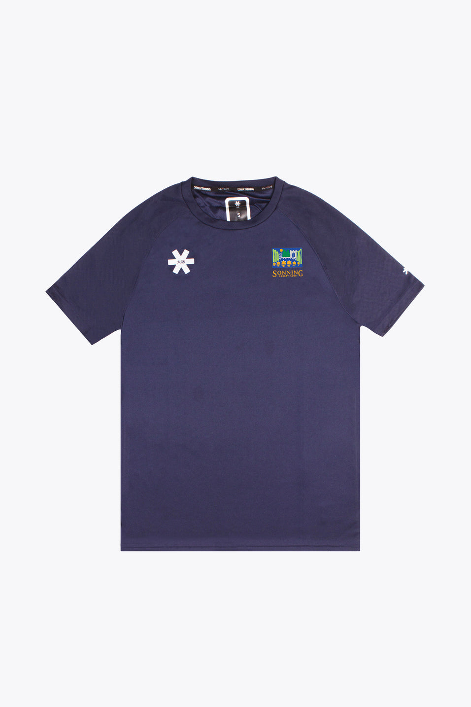 HC Sonning Men Training Tee - Navy