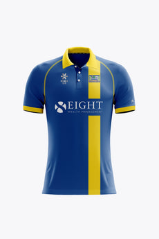HC Sonning Women Polo Jersey - Royal Blue / Yellow