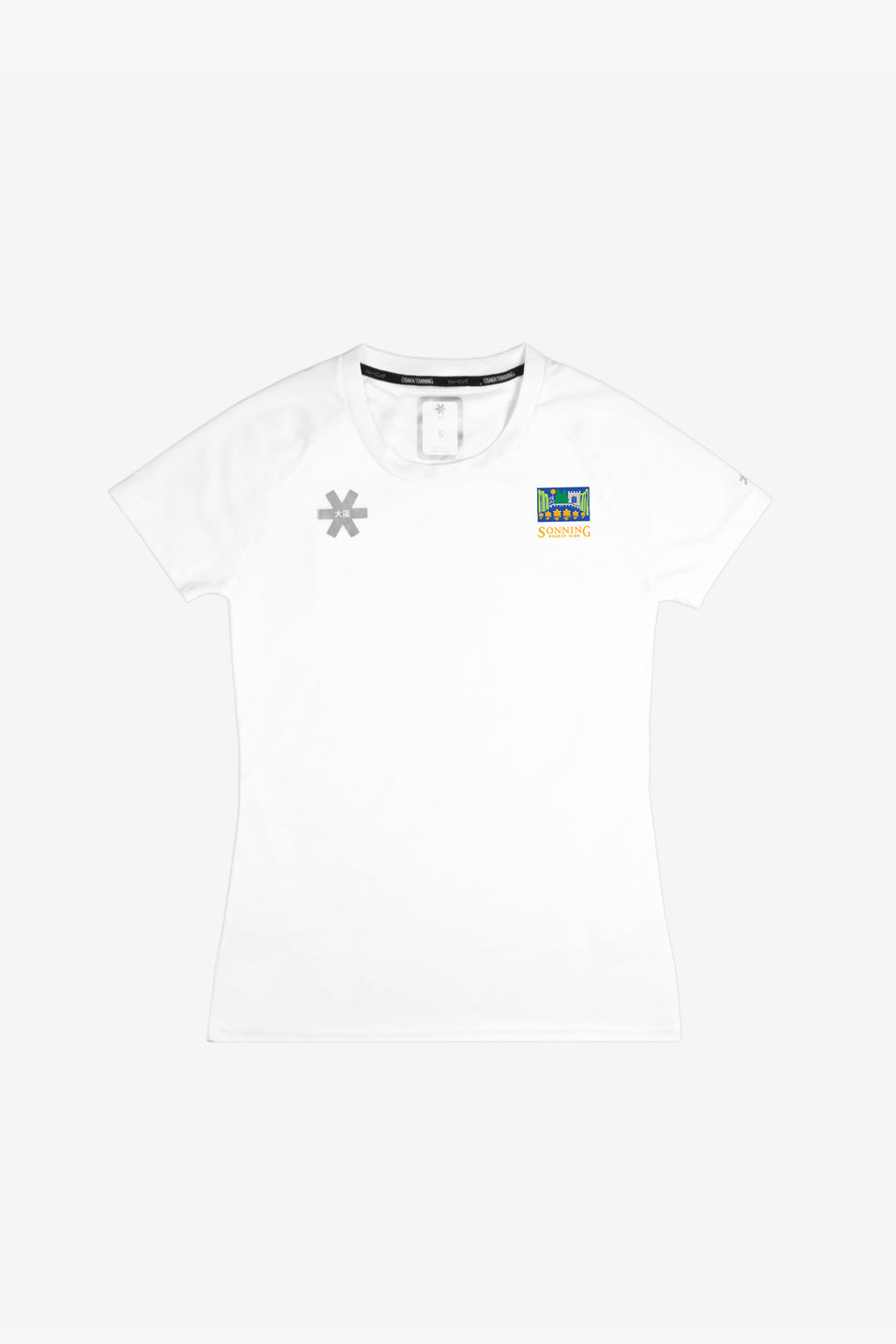 HC Sonning Women Training Tee - White