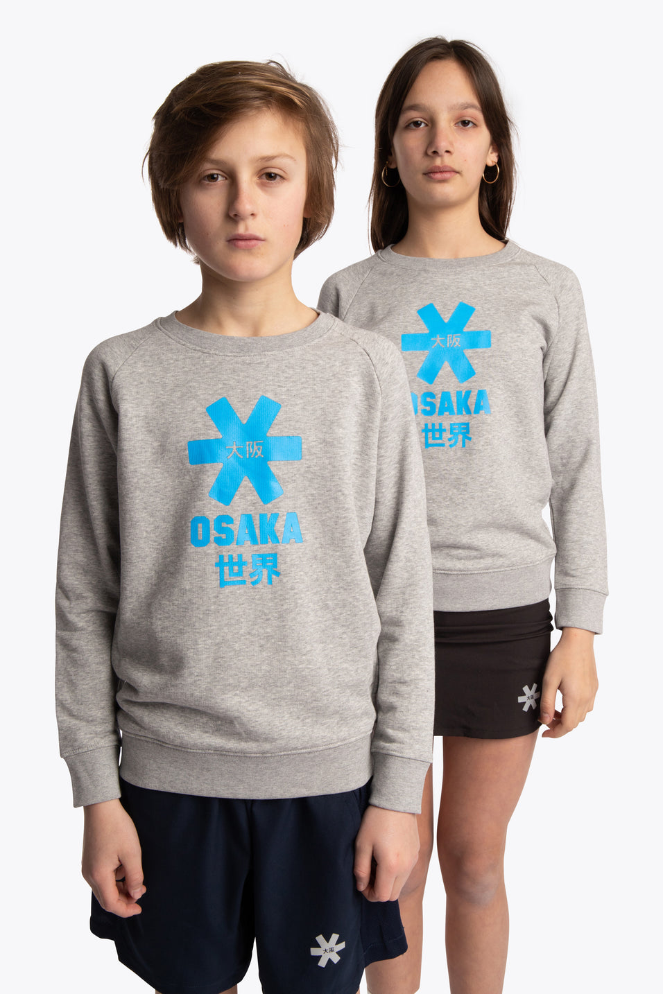 osaka  kids sweater unisex