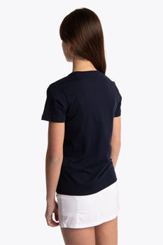 Deshi Tee Green Star - Navy