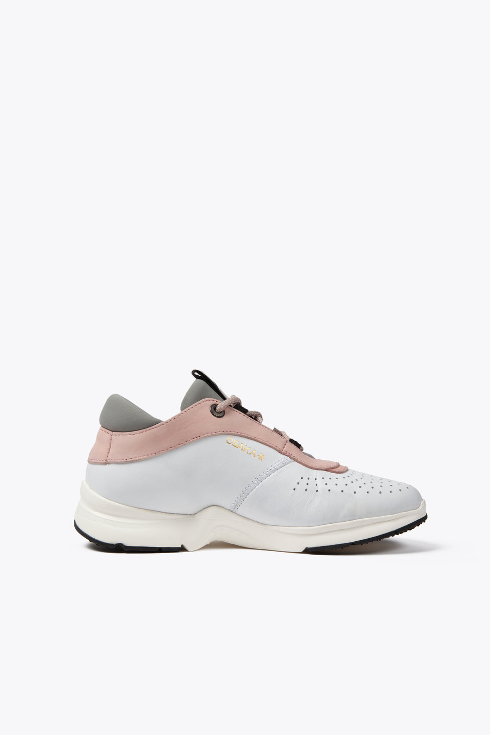 Women Low Run Swell - White