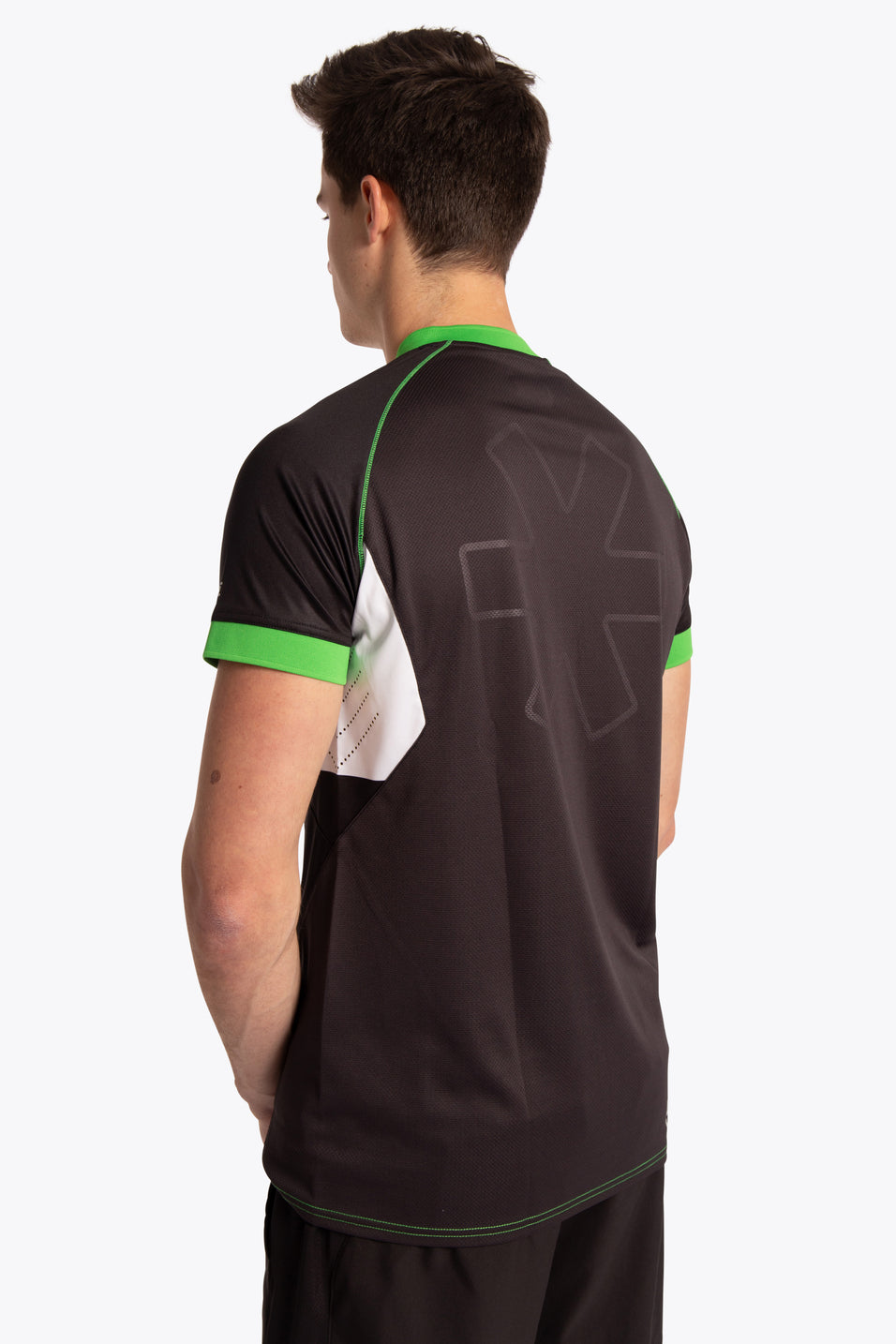 Alliance Men Jersey - Black / White