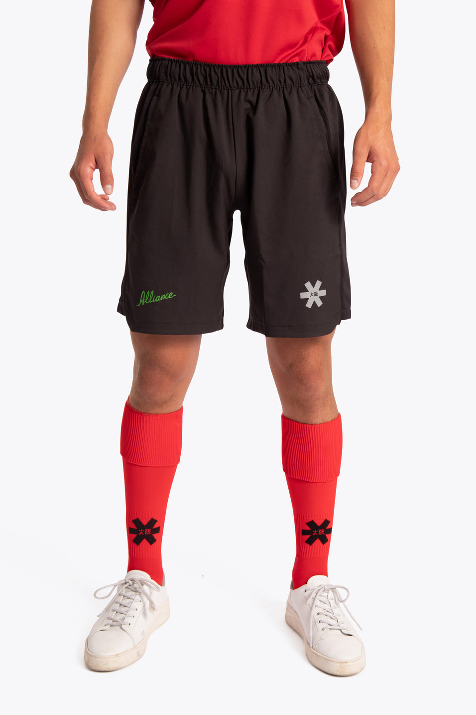 Alliance Men Short - Black