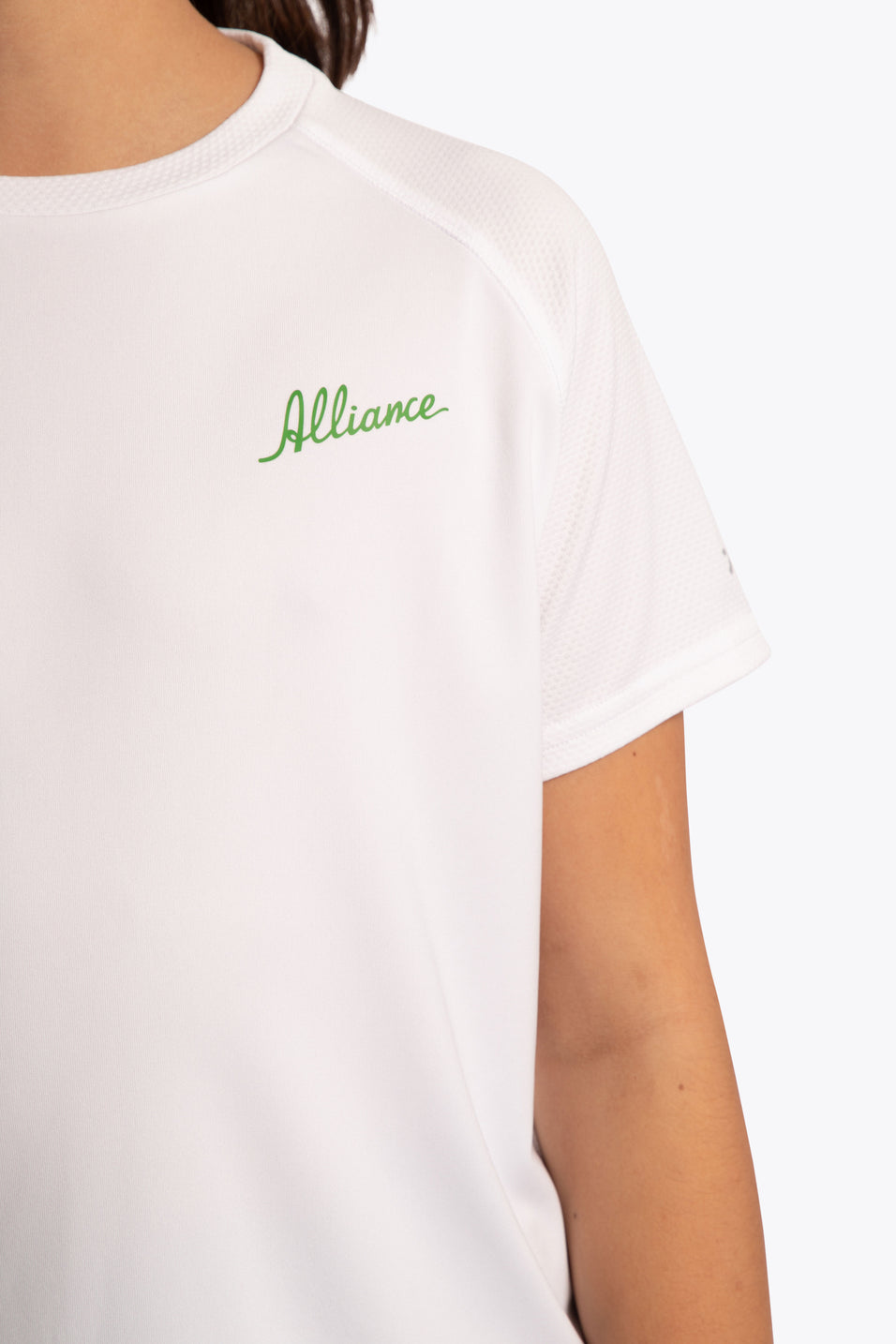 Alliance Deshi Training Tee - White