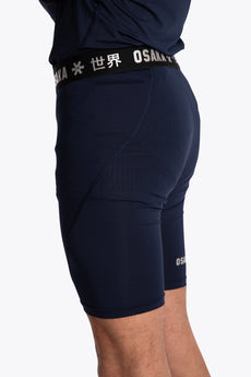 Men base layers navy